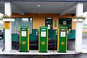 Najmniej stacji benzynowych w historii