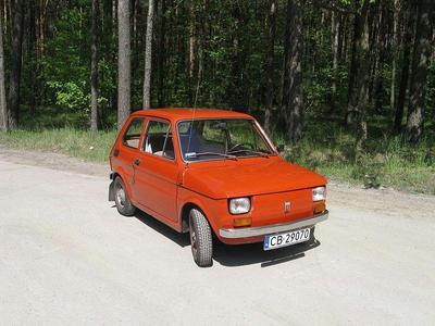 Średni wiek samochodu w Polsce