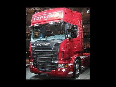 Hat Scania an Saddam Hussein geliefert?