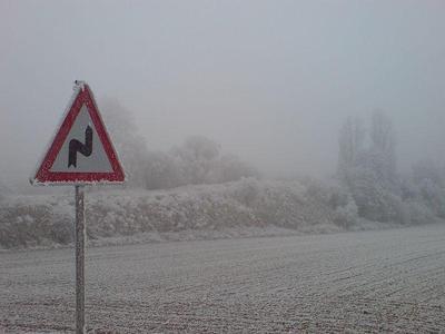 Walka ze śniegiem na A4