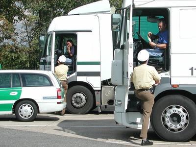 Coraz więcej kradzieży ładunków! Apelujemy o wzmożoną czujność na terenie południowo-zachodnich Niemiec!
