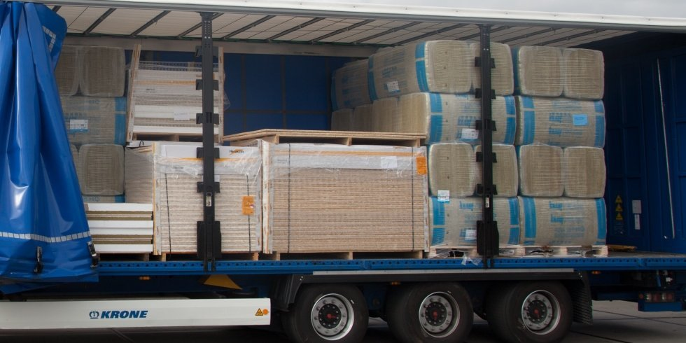Россия. Снижение грузопотока по стране в целом привело к изменению объемов перевозок сборных грузов