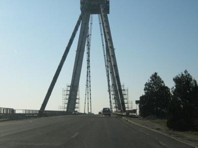 Restricții de circulație pe podul Agigea