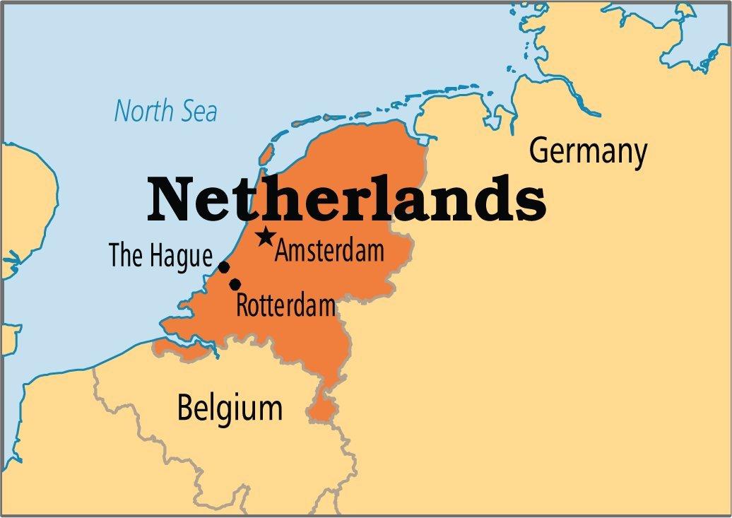 Нидерланды планируют ввести дорожный сбор