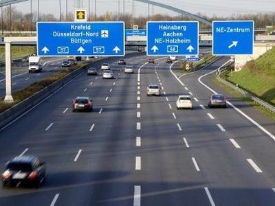 В Германии через два года все федеральные трассы станут платными для грузовиков