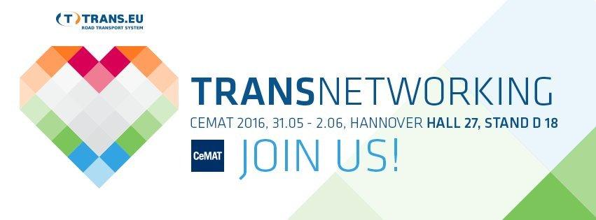 Примите участие в TransNetworking и найдите свою вторую половинку в сфере логистики!