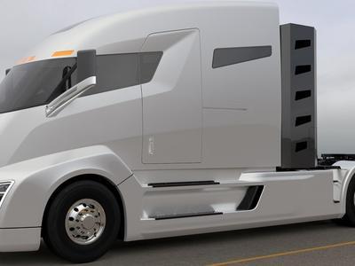 Nikola One, noul Tesla al camioanelor