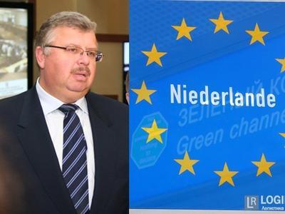 Таможня готова ускориться ради запуска «зеленого коридора» с Нидерландами до конца года