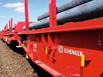 DB Cargo bendradarbiaus su Lietuvos geležinkeliais. Bus daugiau pervežimo galimybių Europoje.