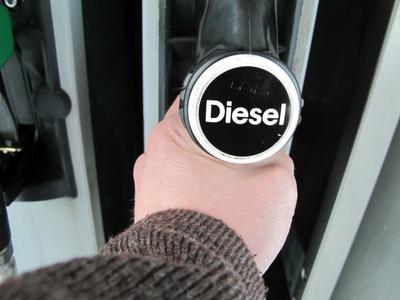Degalų kainos kopia aukštyn