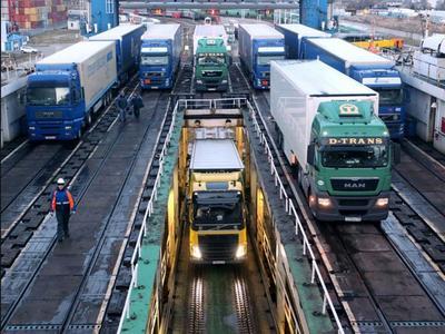 Užsienio vežėjai apleidžia Rusiją