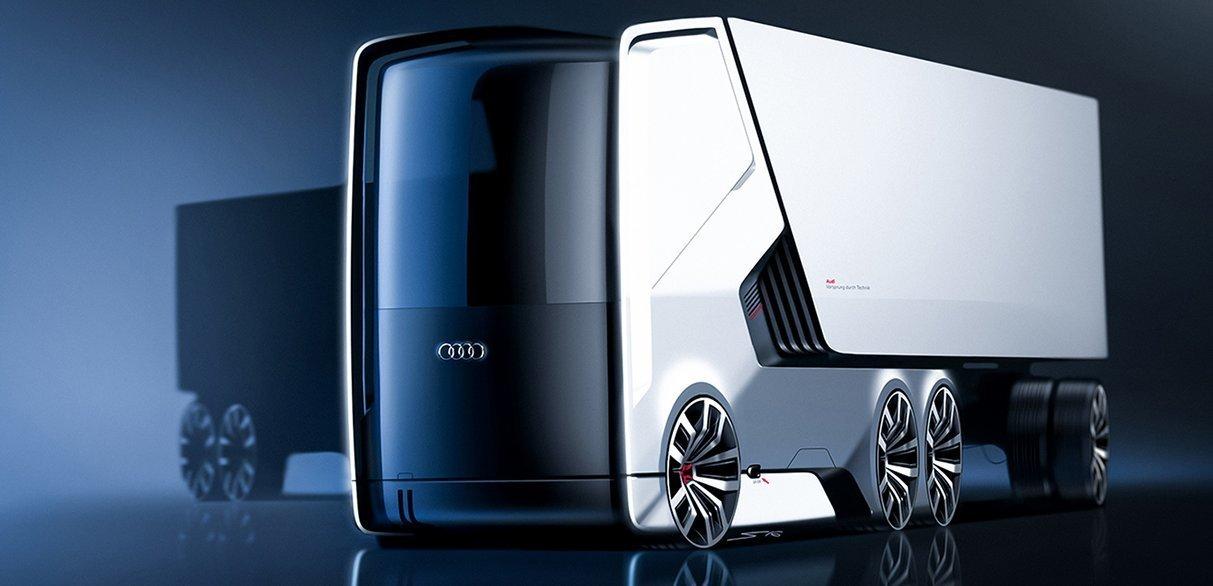 Будет ли это хит? Audi планирует свои собственные грузовые автомобили!