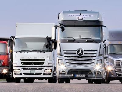 Producătorii de camioane pot primi amenzi record