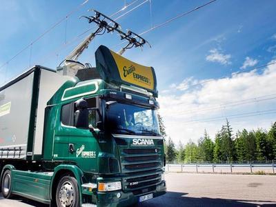 Suedia a inaugurat prima autostradă electrificată din lume!