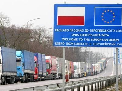Польские таможенники официально объявлены у себя в стране угрозой третьего уровня