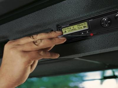Vokietija. Net su trečdaliu visų tachografų buvo atliekami klastojimo veiksmai!
