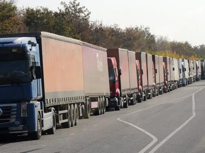 Украина. Сбор штрафов за перегруз авто могут доверить частным компаниям – Мининфраструктуры