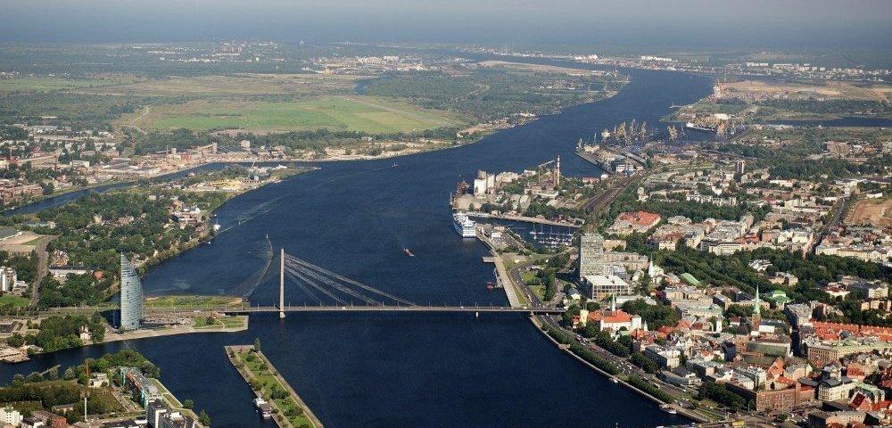 Украина отрезана от моря. Латвийские порты могут этим воспользоваться