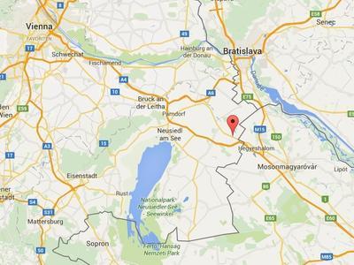 Усиленный контроль на переходе с Венгрией в Никкельсдорф