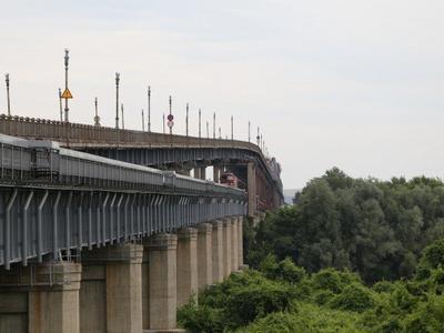 Șantierul podului Giurgiu-Ruse, pe final