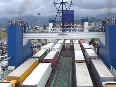 В Одесском порту внедряют весовой контроль грузового транспорта