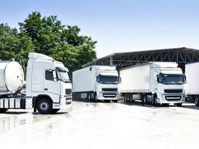 Europoje komercinių automobilių užregistruota dešimtadaliu daugiau