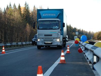 Украина. Пункты весового контроля на дорогах будут работать круглосуточно