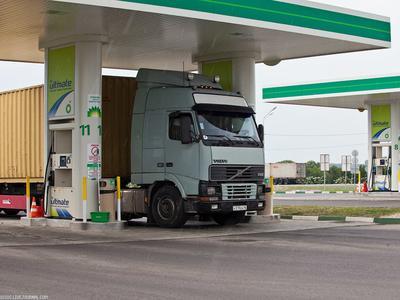 Россия. В Минтрансе предложили взимать дополнительный акциз на дизтопливо для большегрузов