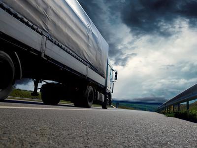 Отмечается значительный рост автомобильных грузоперевозок между Украиной и ЕС