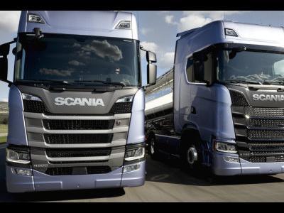 Экономичные, на большие расстояния, изобретенные с нуля. Scania представила новую серию грузовых автомобилей (ФОТО)