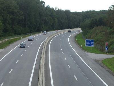 Zonele cu reparații pe drumurile naționale