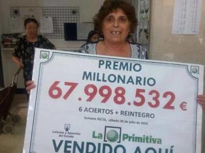 """Ein bulgarischer Fernfahrer gewinnt fast 68 Milionen beim spanischen Lottospiel """"La Primitiva"""""""