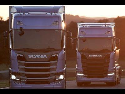 Noua Scania a fost lansată