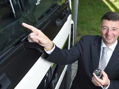 """""""Mobile-Eye"""": Neues Projekt für sicheres Fahren"""