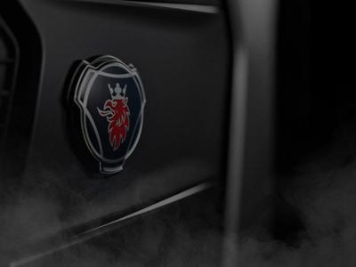 Neuer Scania mit Seitenairbags