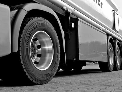 Continental выпустит новые топливосберегающие шины для грузовиков