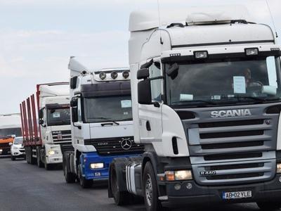 Protestul transportatorilor continuă