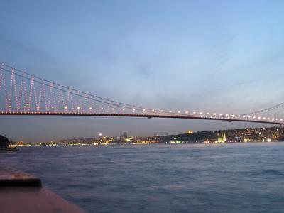Turcia a inaugurat cel de-al treilea pod peste Bosfor