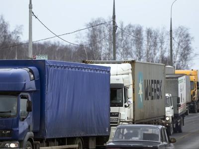 Transportatorii francezi protestează
