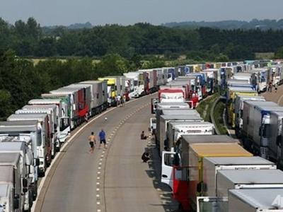 Gewalt gegen Trucker
