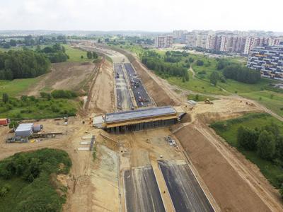 По новой окружной трассе в Литве белорусы могут попасть в Ригу и Паневежис, минуя Вильнюс
