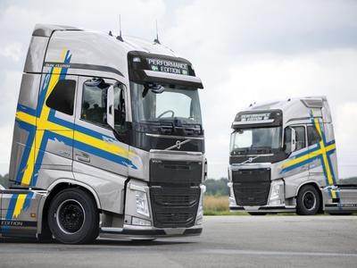 Шведы создают первый в мире специальный грузовик для женщин и инвалидов