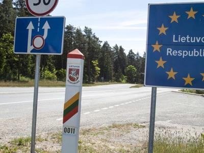 Programare online contra cost, pentru trecerea graniței către Lituania
