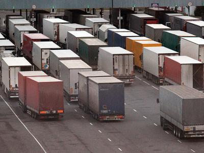 Для грузовиков могут ввести плату за проезд по дорогам Украины