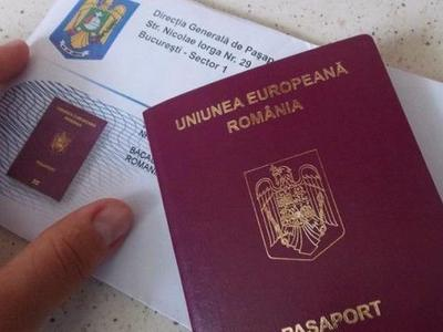 Tarife mai mici pentru pașapoarte