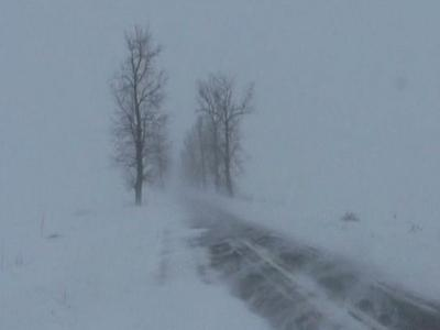 COD ROȘU de viscol! Toate drumurile, închise în sud-estul țării