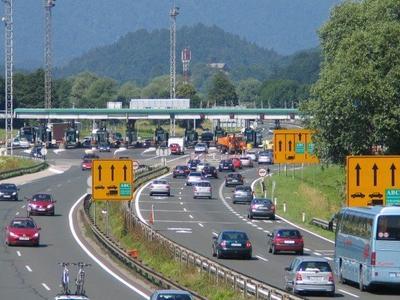Clasamentul vitezelor din Europa obținut prin monitorizare GPS