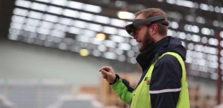 Technologia jak z filmu sci-fi używana w logistyce do produkcji opakowań (video)