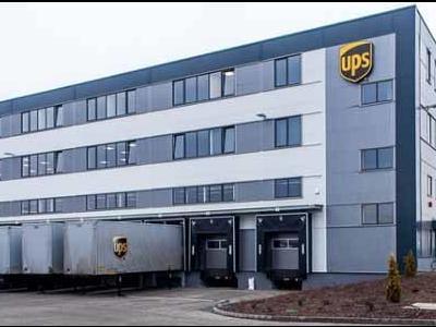A UPS Magyarország új székházat és logisztikai központot nyit Vecsésen