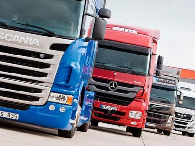 В Эстонии с 2018 года вводят плату для грузовых машин
